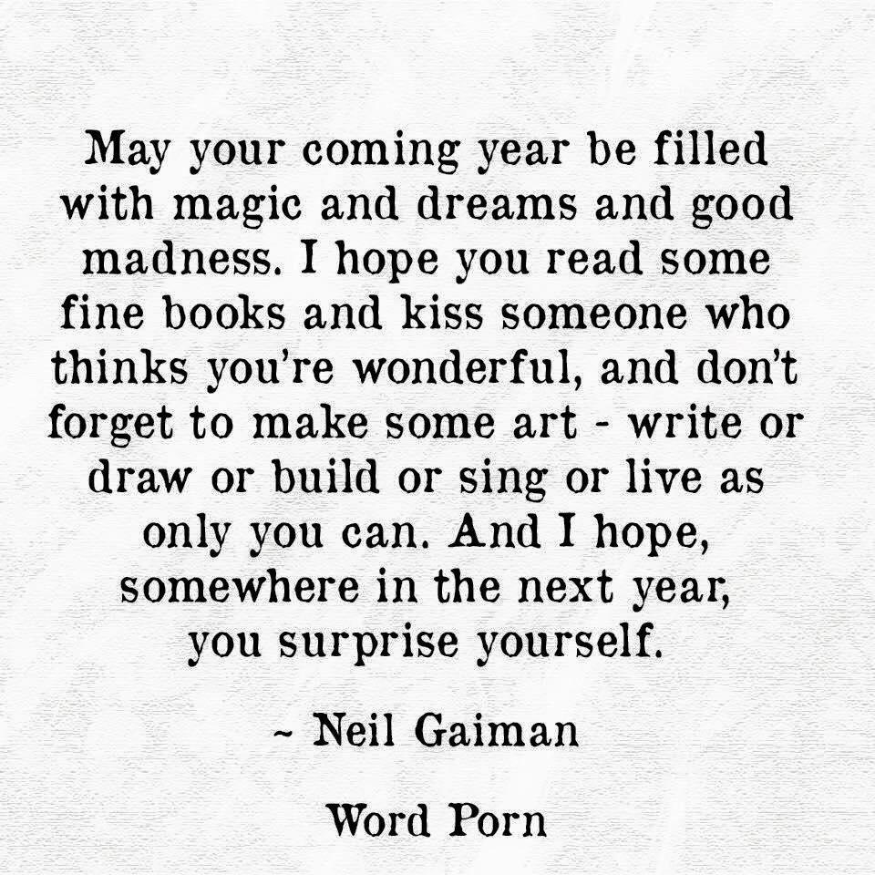 Word Porn-Neil Gaiman