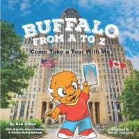 Buffalo From A to Z book cover