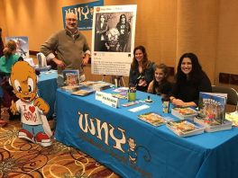 WNY Book Expo 2018_Buffalo From A to Z table