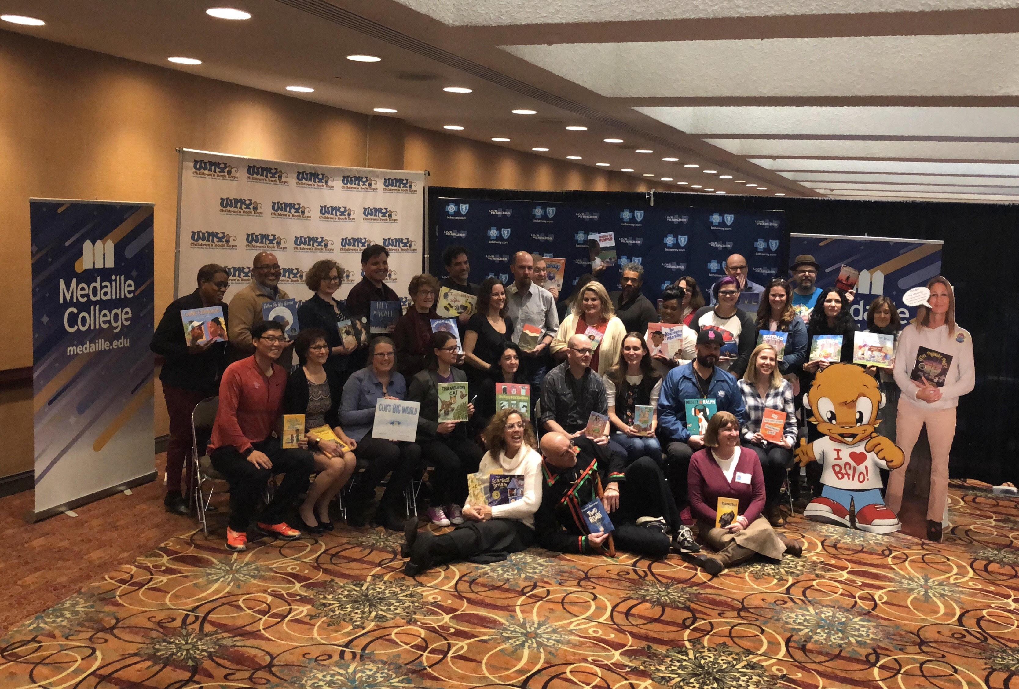 WNY Book Expo 2018_Group Shot